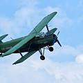 Antonov An 2 by R Muirhead Art