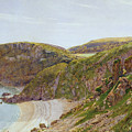 Antsey's Cove South Devon by George Price Boyce