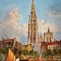 Antwerp by Mountain Dreams