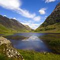 Aonach Eagach Ridge Glencoe by John McKinlay