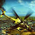 Apache Ai Assault - Operation Osama by Don Kuing
