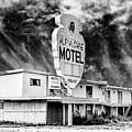 Apache Motel Tucumcari by Dominic Piperata