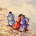 Apache Ocean Dance by Caroline Patrick