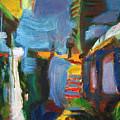 Apartment Abstract by Bob Dornberg