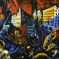 Apocalypse by Ari Roussimoff
