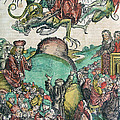 Apocalypse, Nuremberg Chronicle, 1493 by Science Source