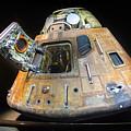 Apollo 14 Command Module Kitty Hawk by Shawn McMillan