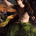 Apollo And Daphne 1524 by Dossi Dosso