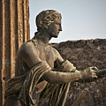 Apollo In Pompeii by Steven Sparks