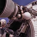 Apollo Rocket Engine by Richard Rizzo