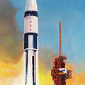 Apollo's Forgotten Rocket by Douglas Castleman