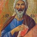Apostle Andrew 1311 by Duccio