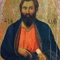 Apostle Jacob 1311 by Duccio