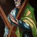 Apostle Saint Andrew by El Greco