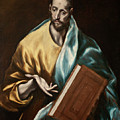 Apostle Saint James The Less by El Greco