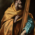 Apostle Saint Philip by El Greco