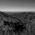 Appalachian Mountains From Mount Mitchell, The Highest Point In  by Alex Grichenko