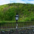 Appalachian Trail In West Virginia Goes Through Harpers Ferry by Raymond Salani III