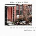 Appalachian Zen by Steven Digman