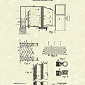 Apparatus For Treating Air 1906 Carrier Patent Art by Prior Art Design