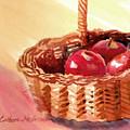 Apple Basket by Catherine Nash