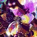 Apple Beetles Flowers Pollinating  by PixBreak Art