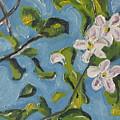 Apple Blossom by Francois Fournier