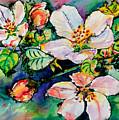 Apple Blossom by Yelena Tylkina