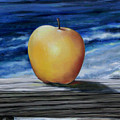 Apple By The Sea by Meridith Martens