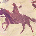 Apple Cowgirl by Candace Shrope