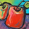 Apple Dance by Terri Einer