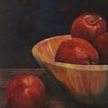 Apple by Kathleen Wong