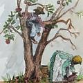 Apple Pickers by Ethel Dixon