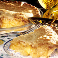 Apple Pie Dessert by PhotographyAssociates