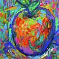 Apple Splash by Kendall Kessler