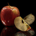 Apple Still Life by Jeannie Burleson
