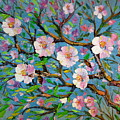 Apple Tree Blossom by Nadia Bykova