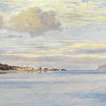 Appledore, High Tide by Charles Parsons Knight
