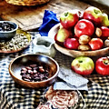 Apples And Nuts by Susan Savad