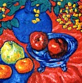 Apples And Pears by Paul Herman
