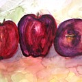 Apples by Melissa Wiater Chaney