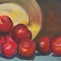 Apples by Melody Horton Karandjeff