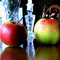 Apples Still Life by Will Borden