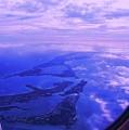 Approaching Bermuda by Marcus Dagan