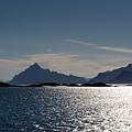 Approaching Lofoten by Claudio Bergero