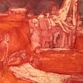 Apres Rembrandt by Biagio Civale