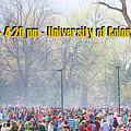 April 20th - University Of Colorado Boulder by James BO  Insogna