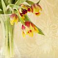 April Flowers by Jill Love