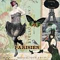 April In Paris by Sandy Lloyd