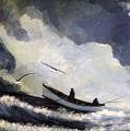 Aproaching Storm by Leonardo Ruggieri